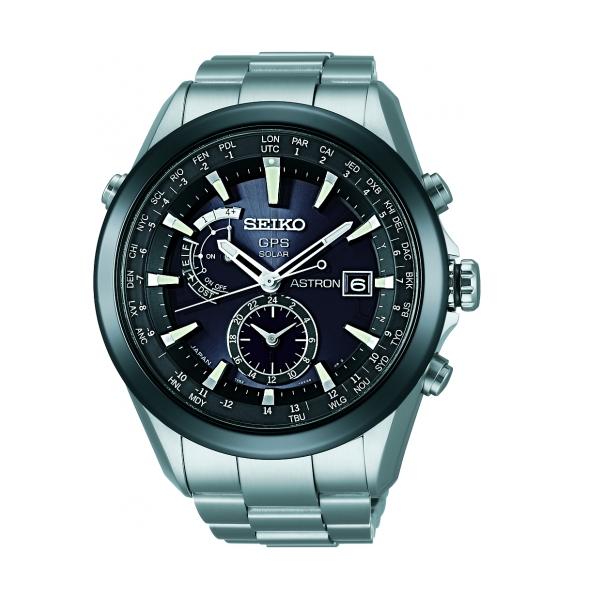 Juwelier Gerresheim Seiko Uhren-SAST003G