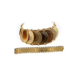 Balik Sirti Armband Gold