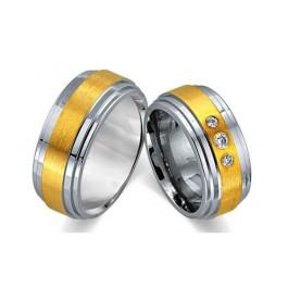 Cera Gold Trauringe 3001