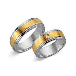 Cera Gold Trauringe 3002