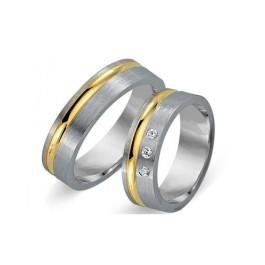Cera Gold Trauringe 3003