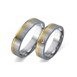 Cera Gold Trauringe 3005