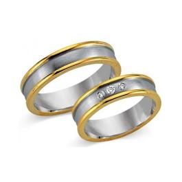 Cera Gold Trauringe 3007