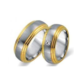 Cera Gold Trauringe 3008