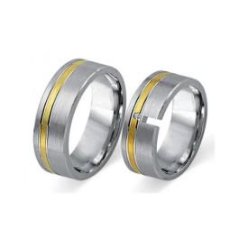 Fides Gold Trauringe 8002