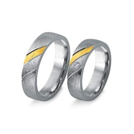 Fides Gold Trauringe 8003
