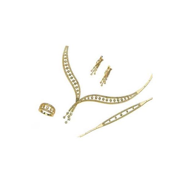 Juwelier Gerresheim Taj Mahal Set 193